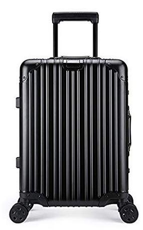 valise en aluminium