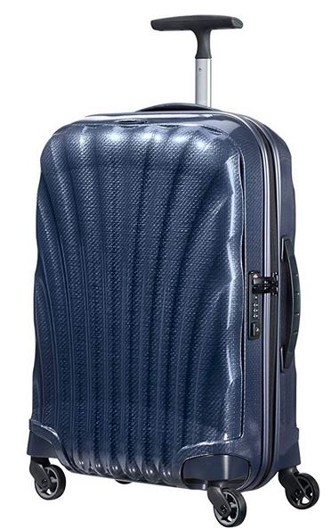 Valise Samsonite Cosmolite Midnight Blue