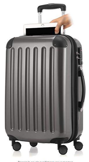 Bagage cabine compartiment ordinateur Hauptstadtkoffer