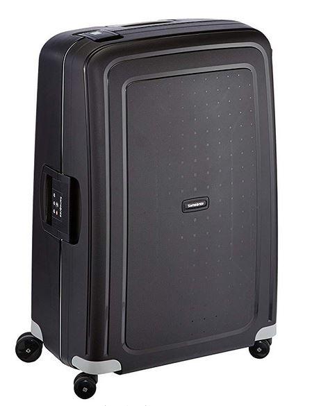 Avis valise samsonite scure