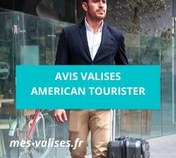 Avis bagages American Toursiter