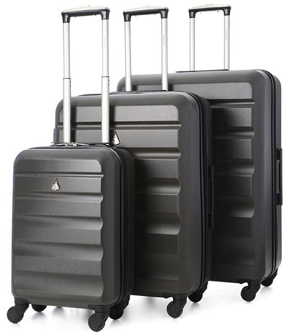 Set 3 valises Aerolite