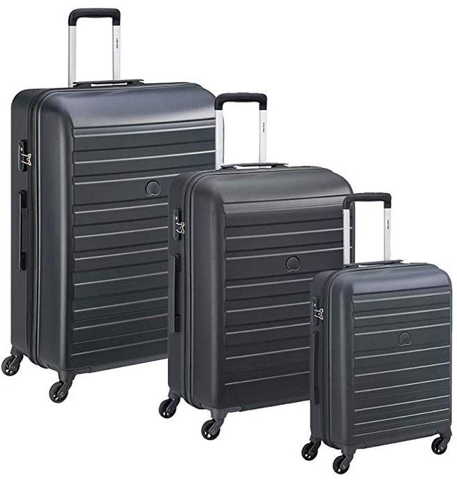 Set 3 valises Delsey Paris