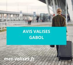 Avis sur les valises Gabol