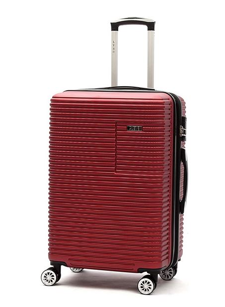valise lys rouge